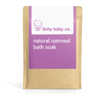Natural Oatmeal Bath Soak