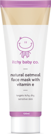 natural oatmeal face mask